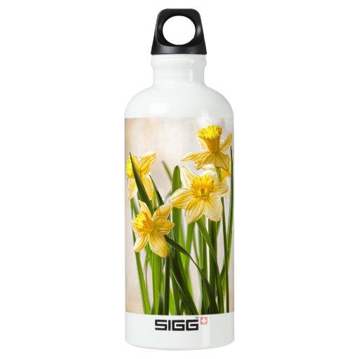 Ramo amarillo de los narcisos de la primavera