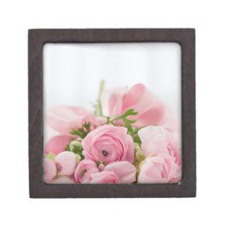 Ramo color de rosa hermoso cajas de regalo de calidad