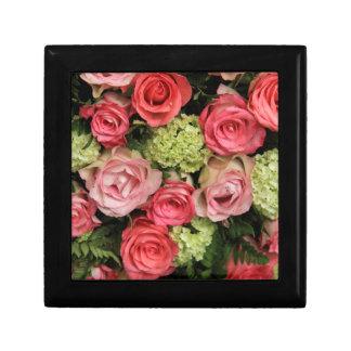 ramo color de rosa rosado por Therosegarden Caja De Regalo