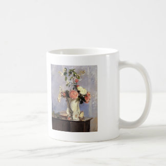 Ramo de Camilo Pissarro- de flores Taza Clásica