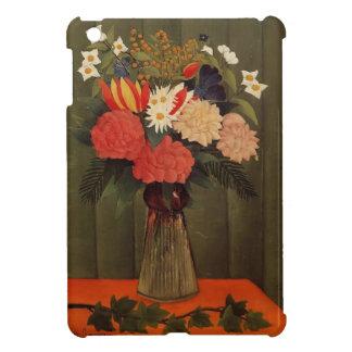 Ramo de Enrique Rousseau- de flores con la rama de