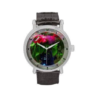 Ramo de Ivan Kramskoy- de flores Reloj De Mano