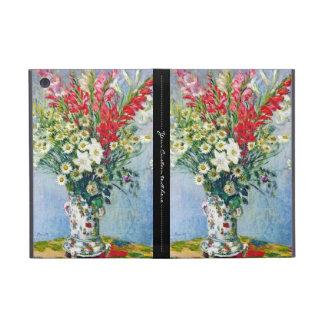 Ramo de lirios y de Dasies Claude Monet de Gadiola iPad Mini Protectores