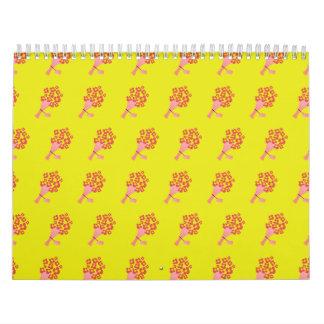 Ramo de los rosas yellow.ai calendarios