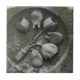 ramo de piedra azulejo cuadrado pequeño