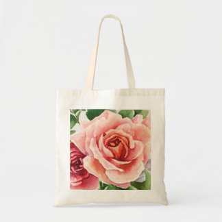 Ramo de rosas bolsa tela barata
