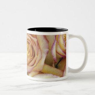 Ramo de rosas taza