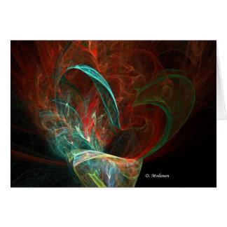 Ramo del amor felicitación