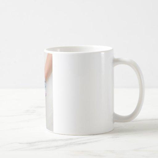 Ramo del boda de papel tazas de café