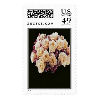 Ramo del boda timbre postal