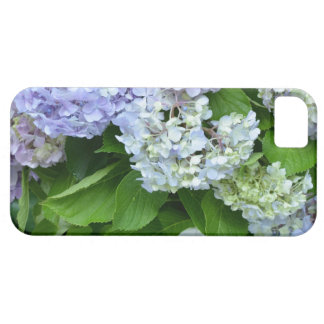Ramo del Hydrangea iPhone 5 Case-Mate Carcasas