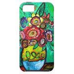 Ramo del jardín iPhone 5 Case-Mate fundas