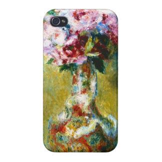 Ramo en una pintura de Pedro Auguste Renoir del iPhone 4 Carcasa