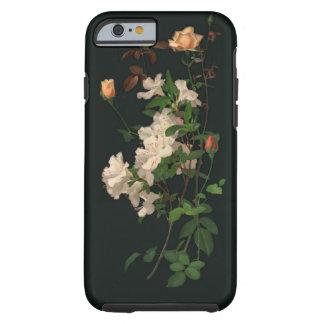 Ramo floral del vintage funda de iPhone 6 tough