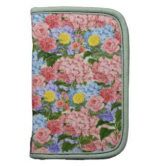 Ramo floral - Hydrangeas, rosas, mariposa Planificador