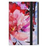 Ramo hermoso de flores iPad mini carcasa