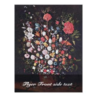 Ramo por Bruegel D. Ä. enero (la mejor calidad) Tarjeton