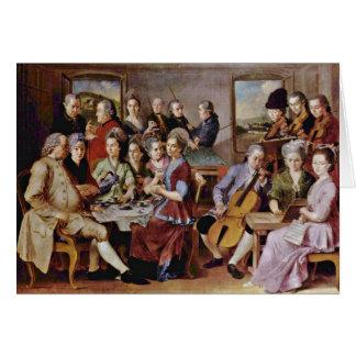Ramo por Bruegel D. Ä. enero (la mejor calidad) Felicitacion