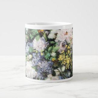 Ramo por Renoir, flores de la primavera del Taza Grande