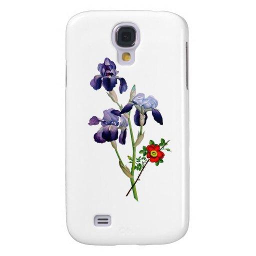 Ramo púrpura del iris de Jean Louis Prevost
