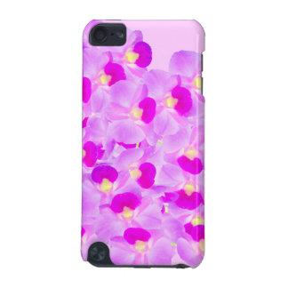 Ramo rosado de la orquídea funda para iPod touch 5G