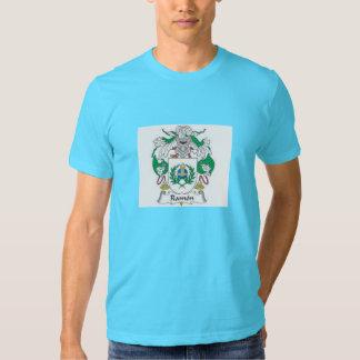 """Ramon"" Family Crest T-shirt"
