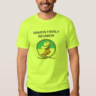 RAMON FAMILY REUNION TSHIRT