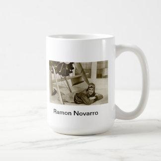 Ramon Novarro mug