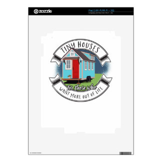ramon - tiny house decals for the iPad 2