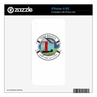 ramon - tiny house skin for the iPhone 4