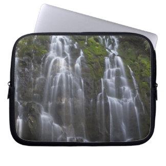 Ramona Falls in Clackamas county, Oregon Computer Sleeve