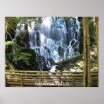 Ramona Falls poster