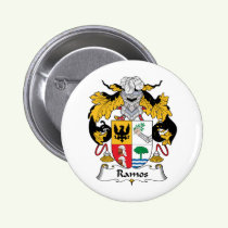 Ramos Family Crest Button