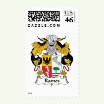Ramos Family Crest Stamps