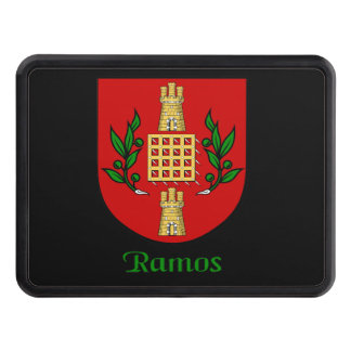 Ramos Family Shield Tow Hitch Cover