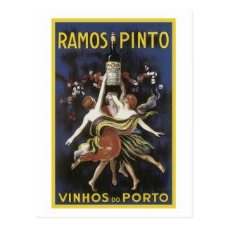 Ramos Pinto Postcard