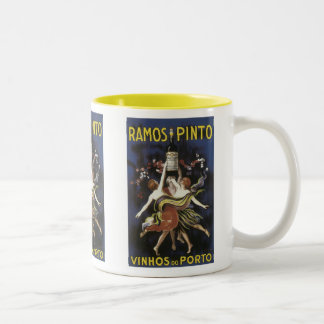 Ramos Pinto Two-Tone Coffee Mug