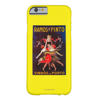 Ramos Pinto Vintage PosterEurope Barely There iPhone 6 Case