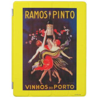 Ramos Pinto Vintage PosterEurope iPad Smart Cover