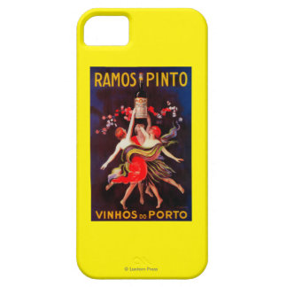 Ramos Pinto Vintage PosterEurope iPhone SE/5/5s Case