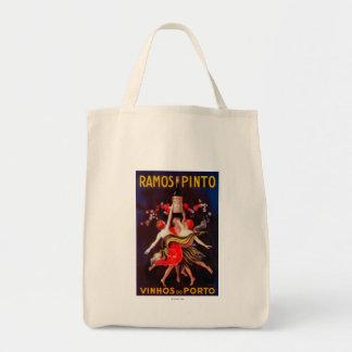 Ramos Pinto Vintage PosterEurope Tote Bag
