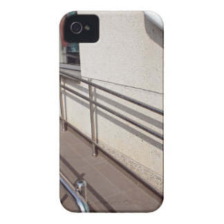 Ramp for physically challenged at the entrance Case-Mate iPhone 4 case