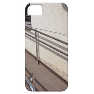 Ramp for physically challenged at the entrance iPhone SE/5/5s case