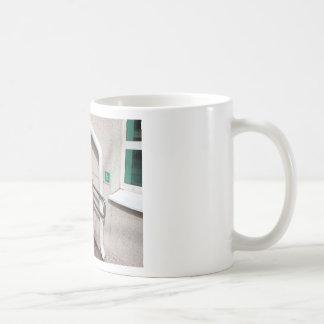 Ramp for physically challenged coffee mug