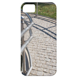 Ramp for physically challenged from the granite pa iPhone SE/5/5s case