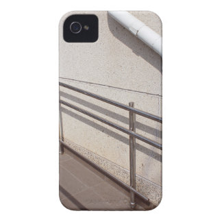 Ramp for physically challenged iPhone 4 cover