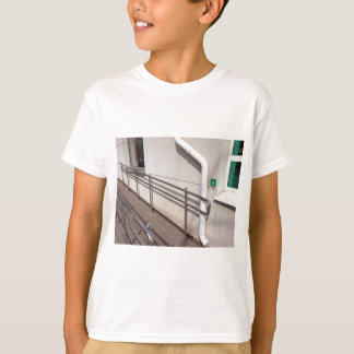 Ramp for physically challenged T-Shirt