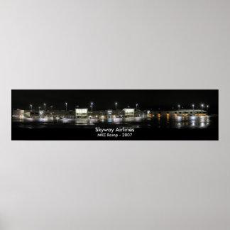 Rampa de Skyway - WI 2007 de Milwaukee Impresiones