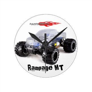 Rampage MT Clock