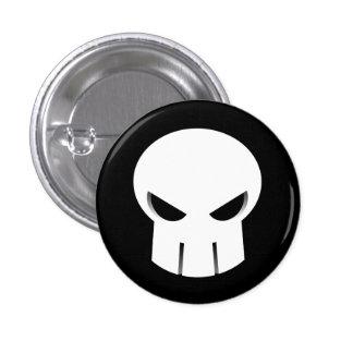 Rampage Skull Pin